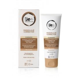 Be+ Maquillaje Fluido Corrector Oil-Free SPF20 Piel Clara