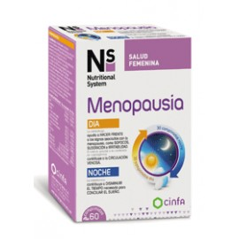 NS Menopausia Dia Y Noche - 60 Comprimidos