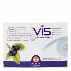 ACUVIS - Planta Medica - 10 viales monodosis de 0.5ml