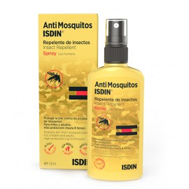 Anti Mosquitos ISDIN Repelente Insectos Spray