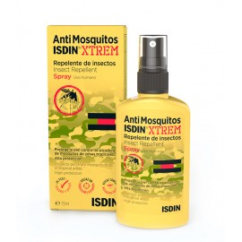 Anti Mosquitos ISDIN Xtrem Repelente Insectos Spray