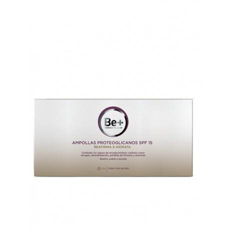 Be+ Ampollas Proteoglicanos SPF 15