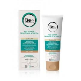 Be+ BB Cream Reguladora Matificante SPF 20 Piel Clara