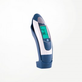 Termómetro Tri-Scan Frente, Oído y Ambiente