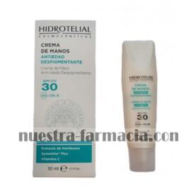 HIDROTELIAL Crema de Manos Antiedad Despigmentante