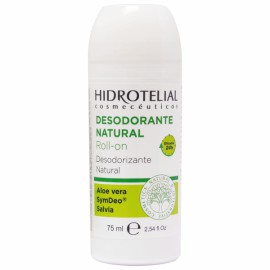 Desodorante Natural Plus, roll-On