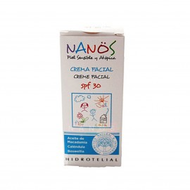 Nanös Crema Facial SPF30 50ml