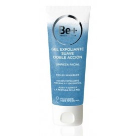 Be+ Gel Exfoliante Suave Doble Acción