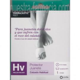 Protector Hallux Valgus (Juanete) Talla P - Farmalastic