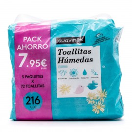 Pack Ahorro Toallitas Húmedas