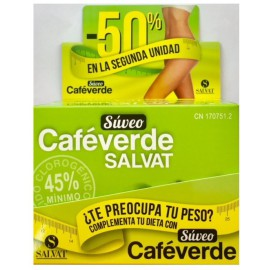 Café Verde - Súveo SALVAT 60 Cápsulas