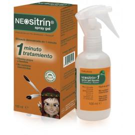Neositrín spray gel 60ml