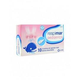 Respimar Pediátrico 10 recambios del aspirador nasal