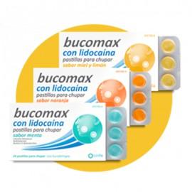 BUCOMAX con lidocaína
