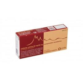 CINFAMAR CAFEINA 50 mg/50 mg Comprimidos Recubiertos