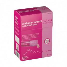 CINFAMAR INFANTIL 12,5 mg Solución Oral