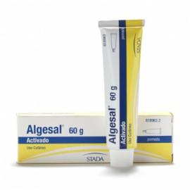 Algesal activado pomada antirreumática analgésica