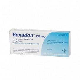 BENADON 300 mg Comprimidos Recubiertos con Película