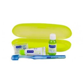 Vitis Orthodontic - Kit Higiene Bucal 'fuera de casa'