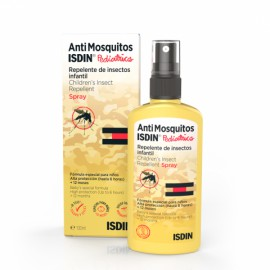 Anti Mosquitos ISDIN Pediatrics Repelente Insectos Infantil Spray