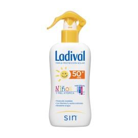 LADIVAL Spray Niños y Piel Atópica