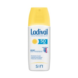 LADIVAL Sport Spray Transparente FPS50+