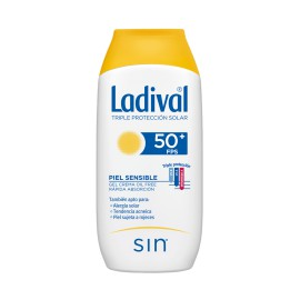 LADIVAL Piel Sensible Gel Crema Oil Free FPS50+