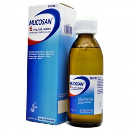 MUCOSAN 6mg/ml