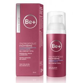 Be+ Cuidado Facial Masculino-Gel Hidratante Confort Total