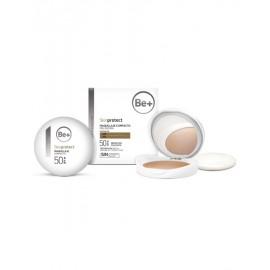 Be+ Maquillaje Compacto Corrector Oil-Free SPF30 Piel Oscura