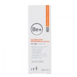 BE + GEL REDUCTOR Y REPARADOR DE CICATRICES SPF50+ 20 ml