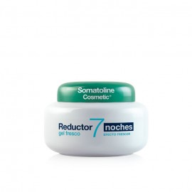 Somatoline Reductor 7 Noches Ultra Intensivo Gel Fresco 400ml