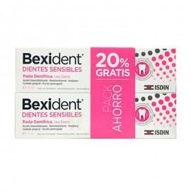 BEXIDENT DUPLO 2X75.Pasta dentífrica Dientes Sensibles