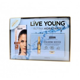 Isdin Pack Live Young Rutina Hidratante