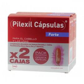 Pilexil Forte 100 Capsulas - 2 Unidades
