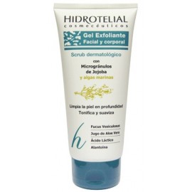 Gel exfoliante. Facial y Corporal