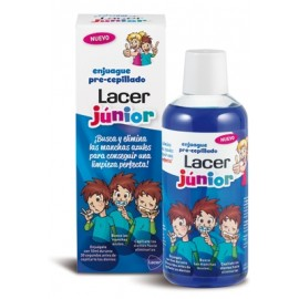 Lacer Junior Enjuague Pre-Cepillado