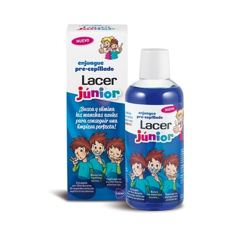 Lacer Junior Enjuague Pre-Cepillado