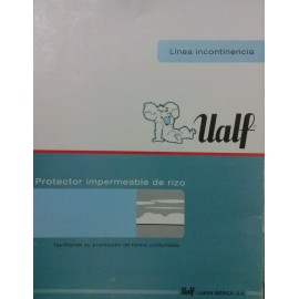 PROTECTOR IMPERMEABLE DE RIZO UALF 80X185