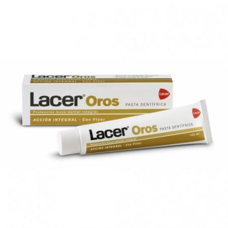 Lacer Oros Pasta Dentífrica 125ml + 25 ml
